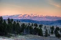 Crazy Mountains Sunrise