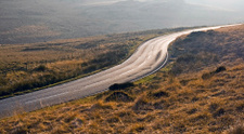 Mountain Road North Wales