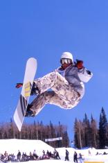 Snowboarder - Winter Sports