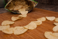 Potato chips on the move