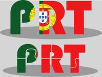 Portuguese Flag in puzzle