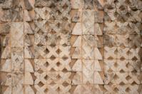 Mayan architecture detail