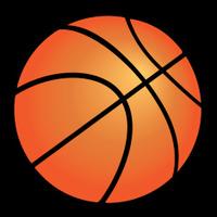 Basketball- Vector