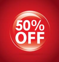 percent off