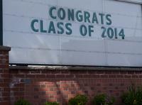 Congrats Grads Sign