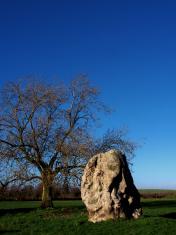 Standing Stone at Avebury