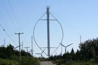 Big Wind Turbine - Grosse Éolienne