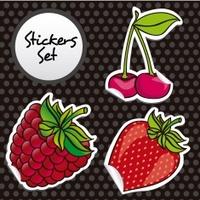 berries stickers