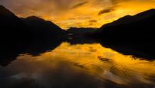 Kenai Lake Sunset