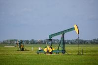 Oil Pump Jacks in Kansas