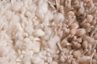 woolen carpet, macro