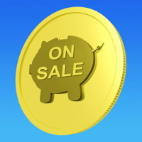On Sale Coin Means Specials Promos And Cheap Products
