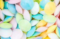 candy ufo's