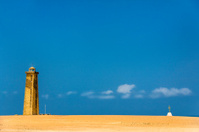 Lighthouse at Cabo San Roman, Venezuela