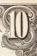 Number  on  dollar