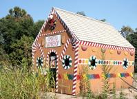 Santa's Workshop Sweatshop
