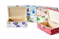 Box wood vintage