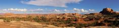 Canyonlands National Park Panorama--Needles Unit