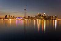 Toronto Skyline The Golden City