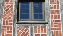 Window and Brickwork