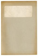 Old office folder