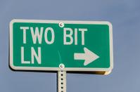 Two Bit Ln Sign
