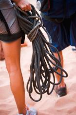 Rope for Climbing - Utah