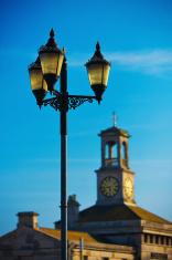 Lantern and Clocktower