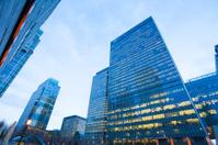 Skyscraper Business Office, Corporate building in London City, E