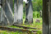 Old Jewish cementary