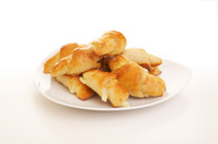 Cheese filled rolls