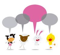 cute animal talk