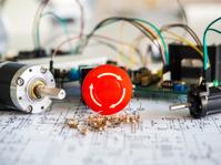 resistor component on circuit diagram