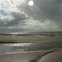 Beach of le Touquet