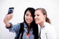 Selfie of Friends