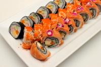 Japanese cuisine Sushi roll