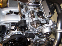 Engine Cut away