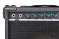 Detail of an amplifier