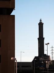 lighthouse of Genova