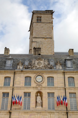 City Hall in  Palace of Dukes and Estates of Burgundy.