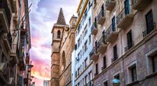 Mediterranean houses in Palma de Mallorca
