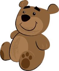 Teddy Bear Children's Illustration
