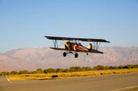 Antique Biplane 03
