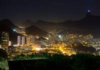 Night Rio de Janeiro.