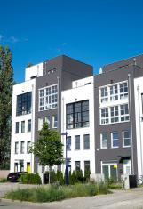 Serial housing in Berlin