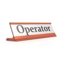 Operator table tag