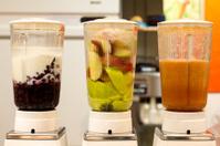 Blending Fruit Juices