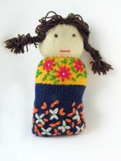 woolen soft doll