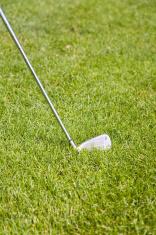 six club golf iron