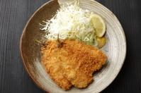 Japanese style fried fish